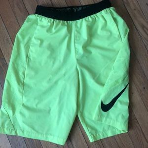 Nike Pro Training Gym Shorts
